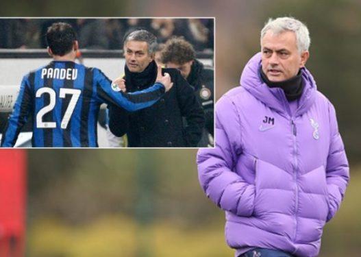 Mourinho i kërkon ndihmë futbollistit maqedonas për të mundur ekipin shqiptar
