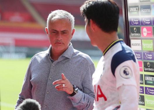 Son shënoi 4 gola dhe u shpall njeriu i ndeshjes, Mourinho i prish festën sulmuesit
