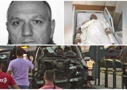 Me bluzë dhe xhinse të errëta, kamerat e sigurisë kapin të dyshuarin kryesor për atentatin ndaj Preng Gjinit