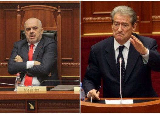 Përgjimi qesharak i JOQ nga Policia e Shtetit, reagon ish-kryeministri Berisha: E ka shndërruar në narkopolici politike