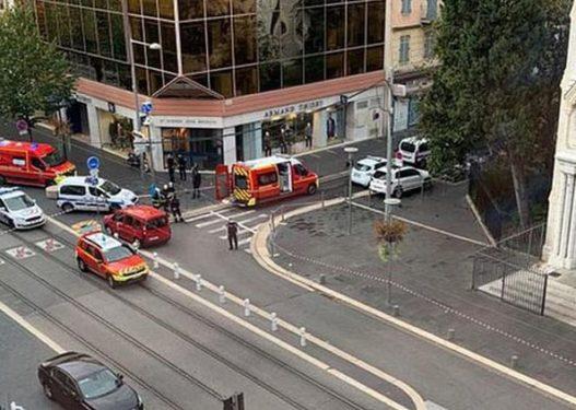 Terror në Francë/ Sulm me thikë pranë katedrales, humbin jetën 3 persona