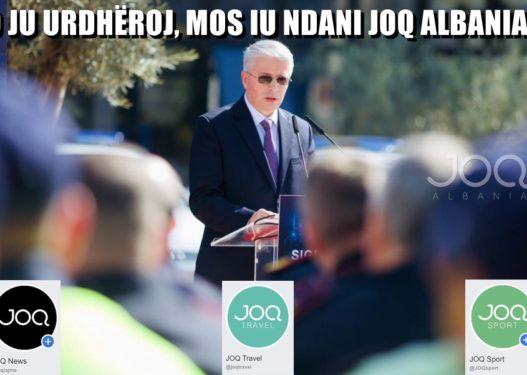 """Policia e Shtetit s'ndalet së spiunuari Median e Shqiptarëve! """"Sigurimsat e Lleshit"""" paguhen me lekët tuaja për të përgjuar të gjitha faqet e JOQ"""