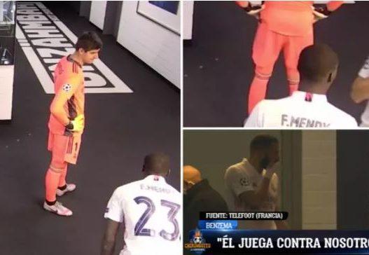 """Plas te Reali/ Benzema """"kapet mat"""" nga kamerat: Mos i paso atij, po luan kundër nesh"""