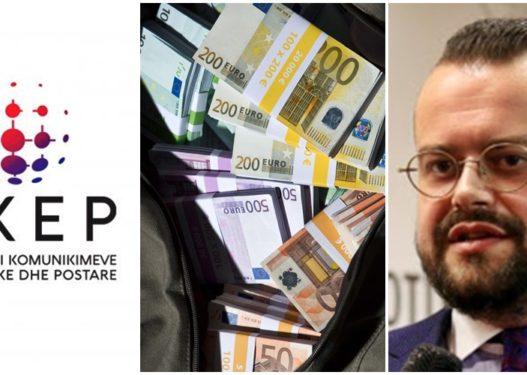 Abuzimet e Tomit të AKEPIT me tenderat nuk nohin limit, i jep 115 milionë lekë firmës me 1 milionë lekë kapital