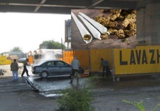 Hiqeshin si lavazhierë/ Tre të rinjtë nga Tirana nuk lanin makina, por shisnin drogë