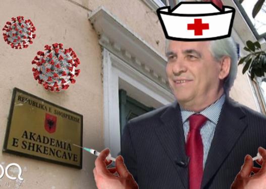 Studiuesi i famshëm Skënder Gjinushi do zbulojë vaksinën kundër Koronës! Rilindja i jep 46 MILIONË Lekë