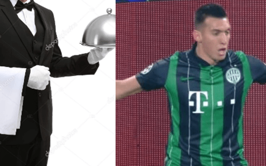 Media e njohur greke: Uzuni punonte kamarier në Greqi, tani i shënon Juventusit