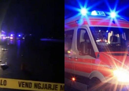 Aksident tragjik/ Ndërron jetë 67-vjeçari, makina e djalit e merr para aksidentalisht