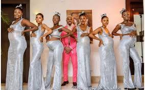 Shoqërohet nga 6 gra shtatzëna, habit burri nigerian: Janë fëmijët e mi!