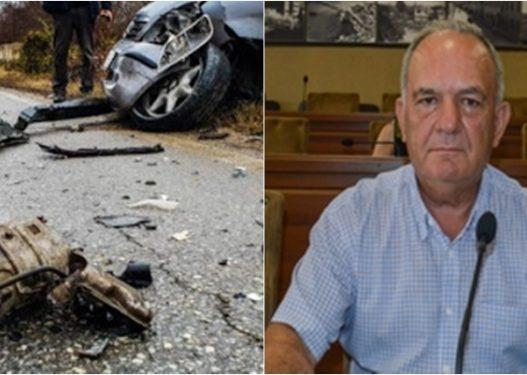 Aksident me makinë/ Ndërron jetë drejtori i Pyjeve në Shkodër, dy të tjerë nisen me urgjencë
