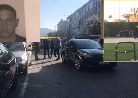 """""""Shkoi tek Trauma për t'i ikur policisë""""/ Policia e Elbasanit krenohet për arrestimin e Çausollit që u """"vetëofrua"""" në spital"""