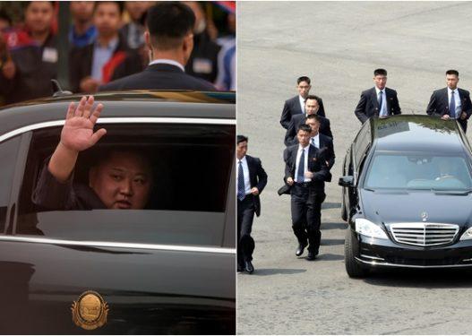 Populli vuan nga uria, Kim Jong-Un udhëton me 'bishën' që kushton 1.3 milionë paund