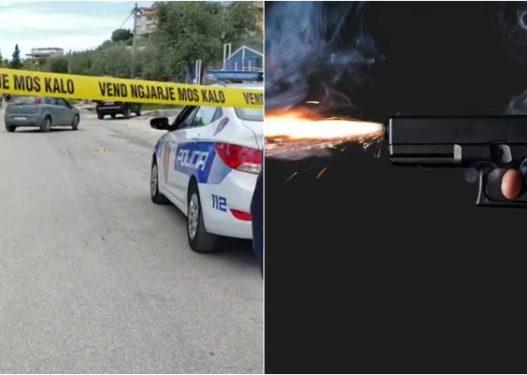 """Përplasja me armë në Elbasan/ """"Korçari"""" qëlloi 5 herë në drejtim të shoferit, vetë u plagos me kaçavidë"""