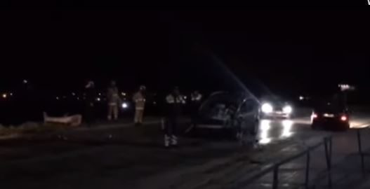 Nuk kanë të ndalur aksidentet! Dy automjete përplasen në aksin rrugor Fier-Patos