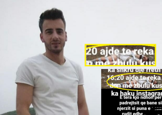 U gjet i zhveshur dhe i lidhur në mal, Jetmir Rudi nga Malisheva inskenoi rrëmbimin e tij