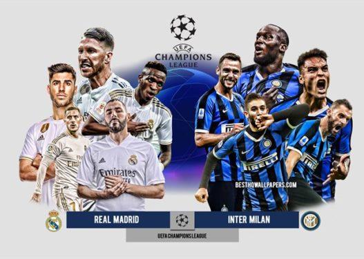 Luhen sonte tetë sfidat e radhës në Champions League, spikat Inter-Real Madrid