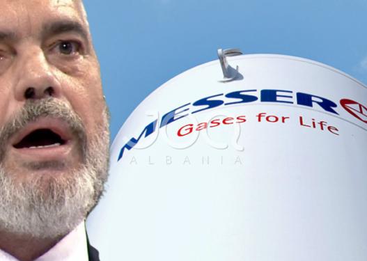 """Kompania e dyshimtë """"Messer Albagaz"""", bën namin me tenderat për oksigjen në spitalet shqiptare"""