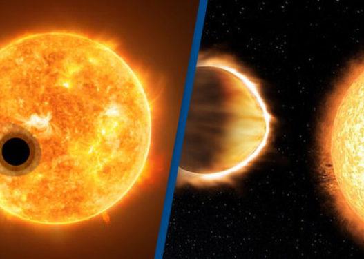 Zbulohet planeti unik! I madh sa Jupiteri, por 10 herë më i lehtë se ai