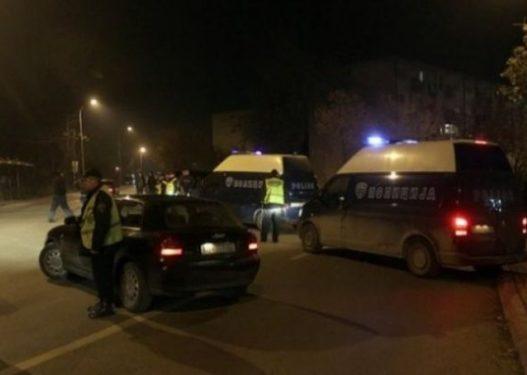 Shpërthime të fuqishme në Lezhë/ Banorët të alarmuar: U trondit e gjithë zona