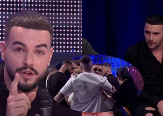 Pas sherrit me Fationin në emision, reagon Erisi: Kërkoj ndjesë për sjelljen!