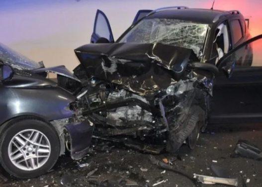 Aksident tragjik në Fushë Krujë-Laç/ Vdes 46-vjeçari, plagosen rëndë dy gra