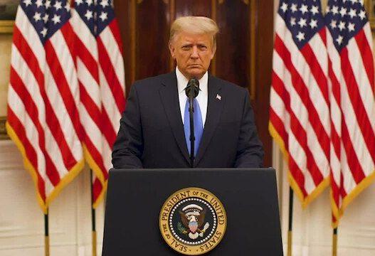Fjalimi i lamtumirës, Donald Trump: Lëvizja që kemi nisur sapo ka filluar