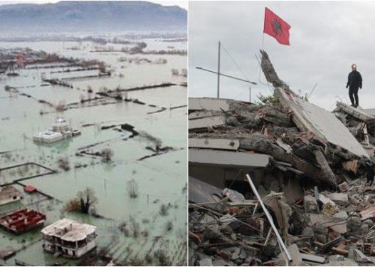 Banka Botërore: Shqipëria është vendi më i rrezikshëm në Europë nga katastrofat natyrore
