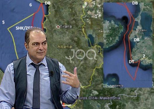 Altin Goxhaj: 'EDsat Pasha' e shiti detin te Greku dhe Turku si plaçkë shkëmbimi dhe pazaresh