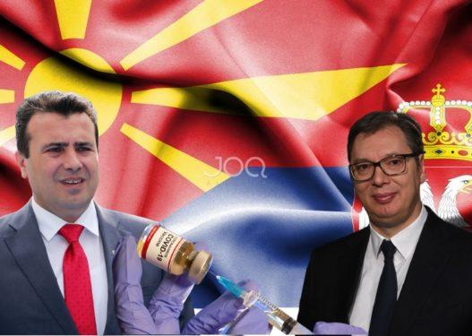 Serbia do t'i dhurojë Maqedonisë së Veriut 8000 vaksina Pfizer, Zaev konfirmon lajmin