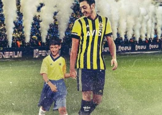 Ozil firmos te Fenerbahçe: Realizova ëndrrën time