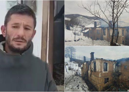 42-vjeçari u dogj brenda banesës, vëllai rrëfen momentet e tmerrit: Zjarri kaploi dhomën, nuk e shpëtuam dot