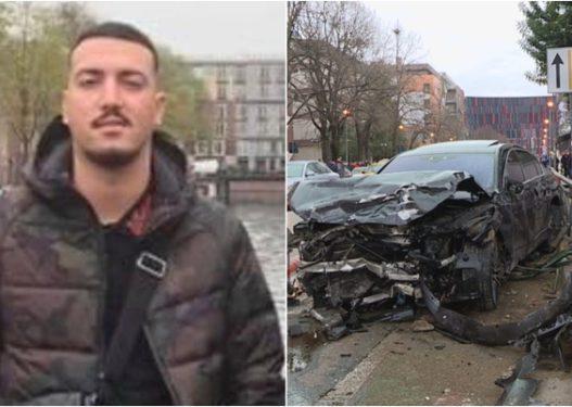Fluturoi me 150 km në orë në mes të Tiranës/ Policia tha se nuk kishte të lënduar, gazetarja: Shkuan në spital 2