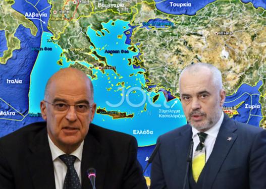 Ministri i Jashtëm grek: 12 miljet në detin Jon na zgjerojnë me 13 mijë km2 territor të ri