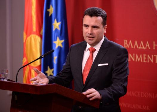 Zaev me një ofertë bombastike për opozitën: Ejani të futemi të gjithë në qeveri