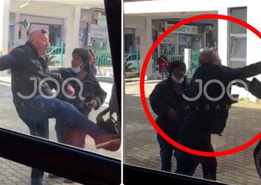Ngjarje e rëndë tek spitali i Fierit! Burri dhunon me grushta dhe shkelma një grua