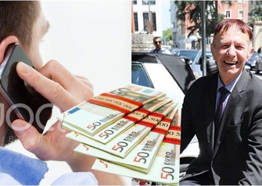 Publikohet audio/ Deputeti shqiptar josh të riun për t'u futur në Parlament: Do të marrësh 120 milionë lekë!
