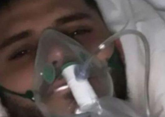 """""""Frikësoi"""" tifozët me foton me maskë oksigjeni, Icardi sqaron të vërtetën"""