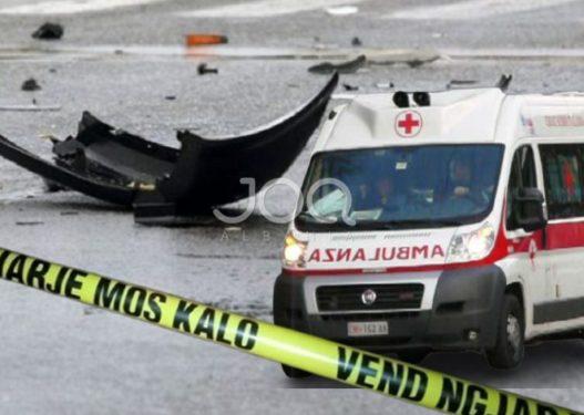 Aksident tragjik në Vorë/ Drejtuesi i mjetit humb kontrollin, ndërron jetë pasagjeri