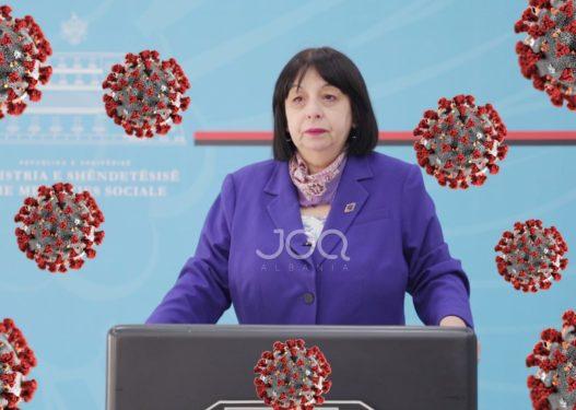 Vaksinimi i gazetarëve/ Silva Bino: Ju jeni të shëndetshëm, pas grupeve të riskut e keni radhën