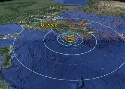 """S'ka qetësi! Tërmete të vazhdueshme """"shkundin"""" Greqinë"""