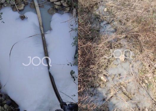 Lali Leku lë qytetarët e Tiranës të lahen në fekale! I derdh tek Liqeni Artificial