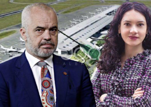 Elisa në delir: Vetëm Rama i sjell vaksinat, ai ndërton edhe aeroportet