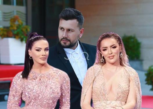 """Mevlani postoi foto me Antonelën/ Ledjana ia bën """"8 me 2"""", ai 'trembet' dhe e fshin"""