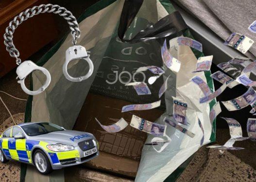 Iu gjet kokainë me vlerë 1.6 milionë paund, arrestohen dy shqiptarë në Londër