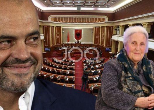 Luljeta Bozo: Leku për mua është i fundit, jeta parlamentare është e vështirë