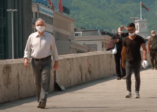 RMV/ MPB: Regjistrohen 426 shkelje për mosmbajtje të maskës