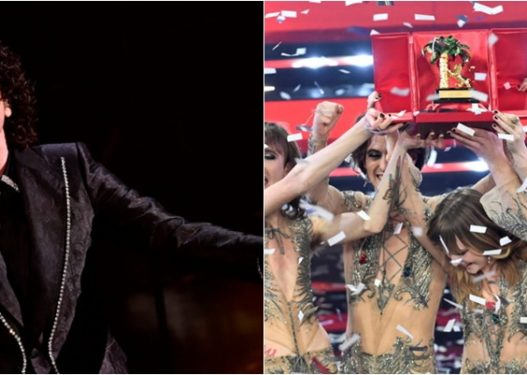 "Shpallet fituesi i ""Sanremo-s"", Ermal Meta mes 3 finalistëve"