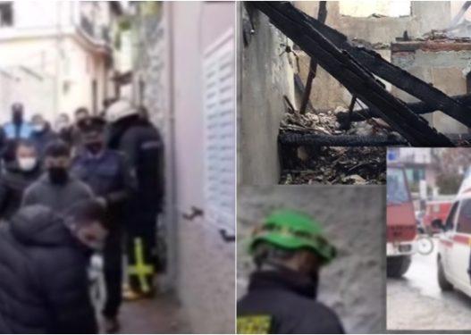 Zjarri në Berat, reagon sërish policia: Vetëm një të vdekur gjetëm!