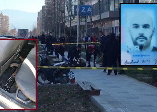 Detaje nga vrasja e 31-vjeçarit në Vlorë/ I arrestuari Hans Jonuzaj kishte rolin e shoferit