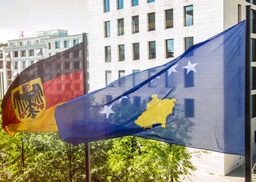 Qeveria e Gjermanisë kundër ndryshimit të kufijve në Ballkanin Perëndimor